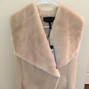 BGBG Faux Fur Vest